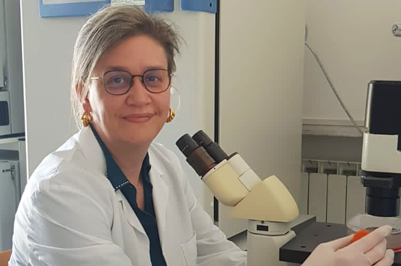 Jessica Rosati Biologa genetista