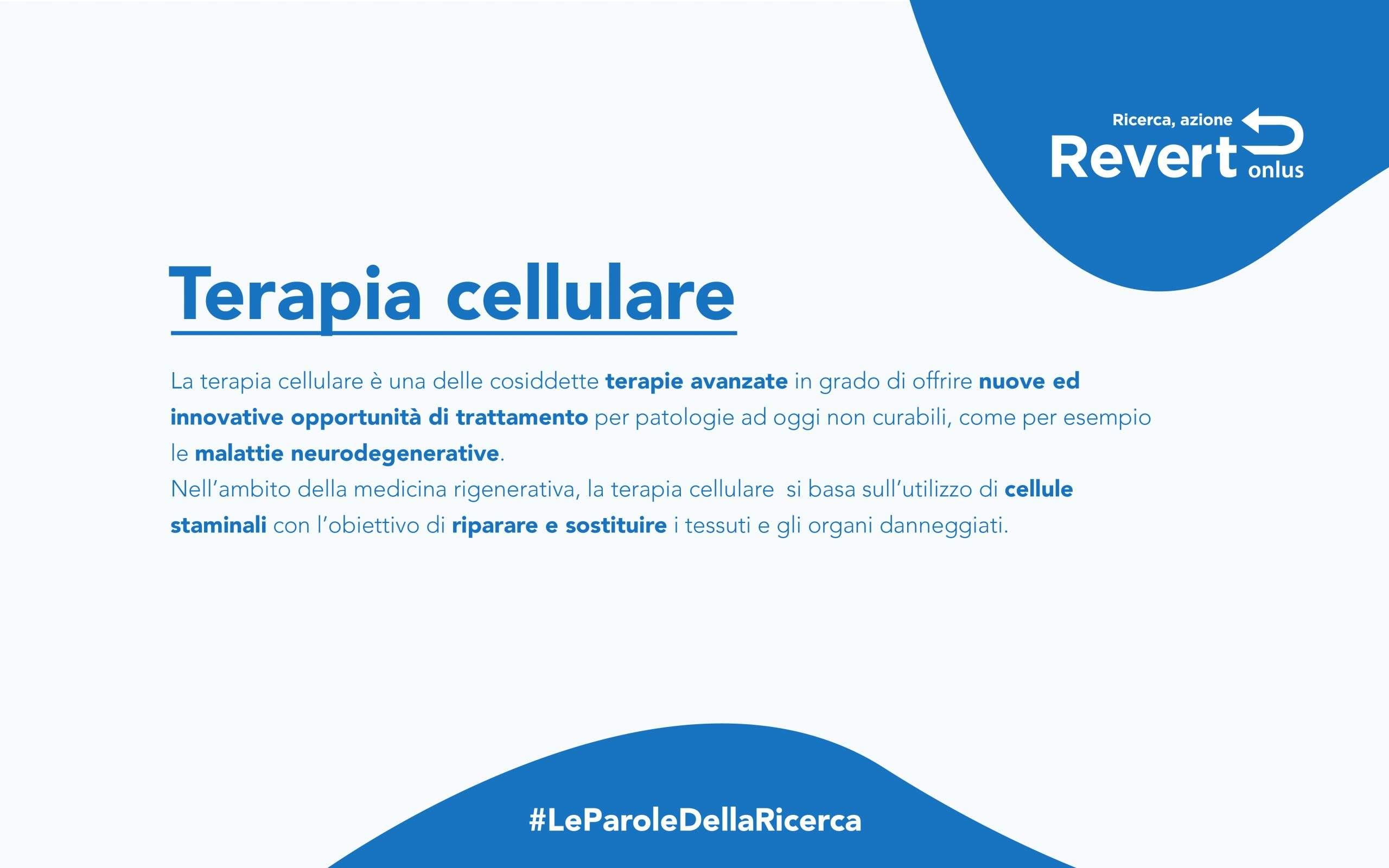 terapia cellulare